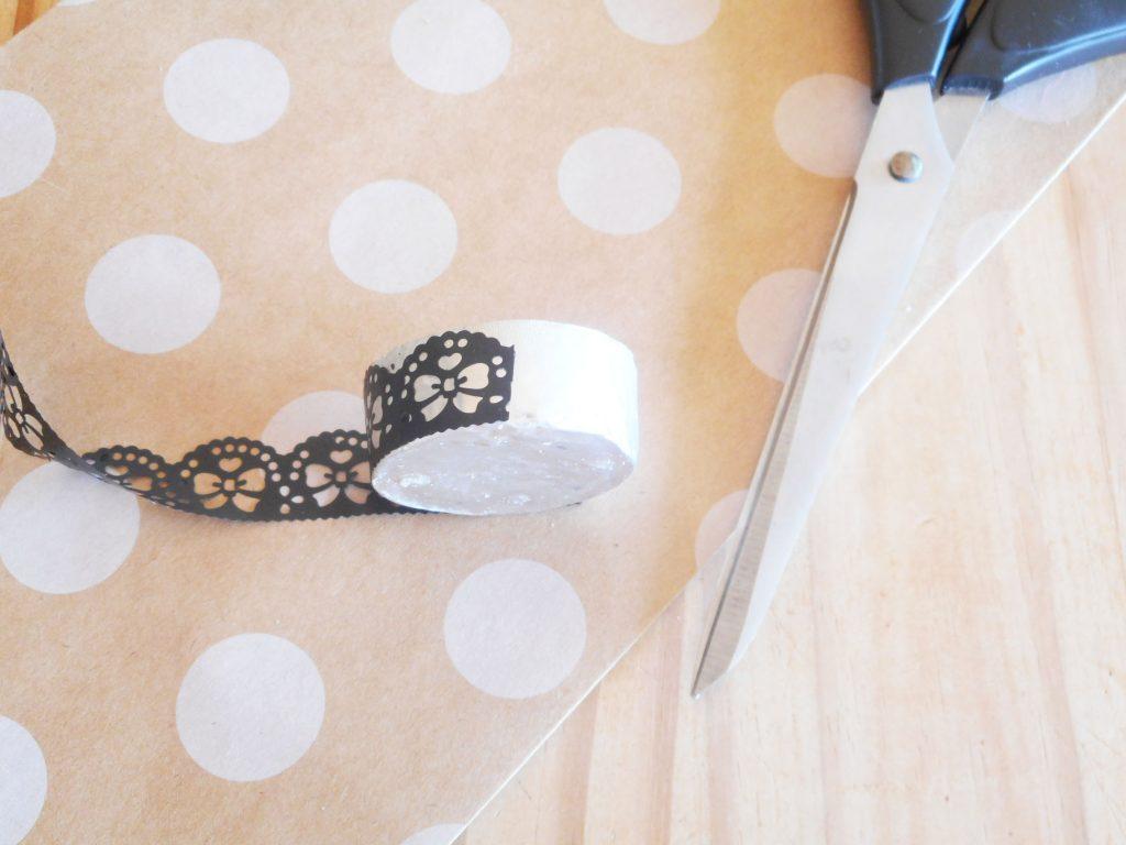 diy masking tape bougie sur le blog tutos de jeanne s'amuse
