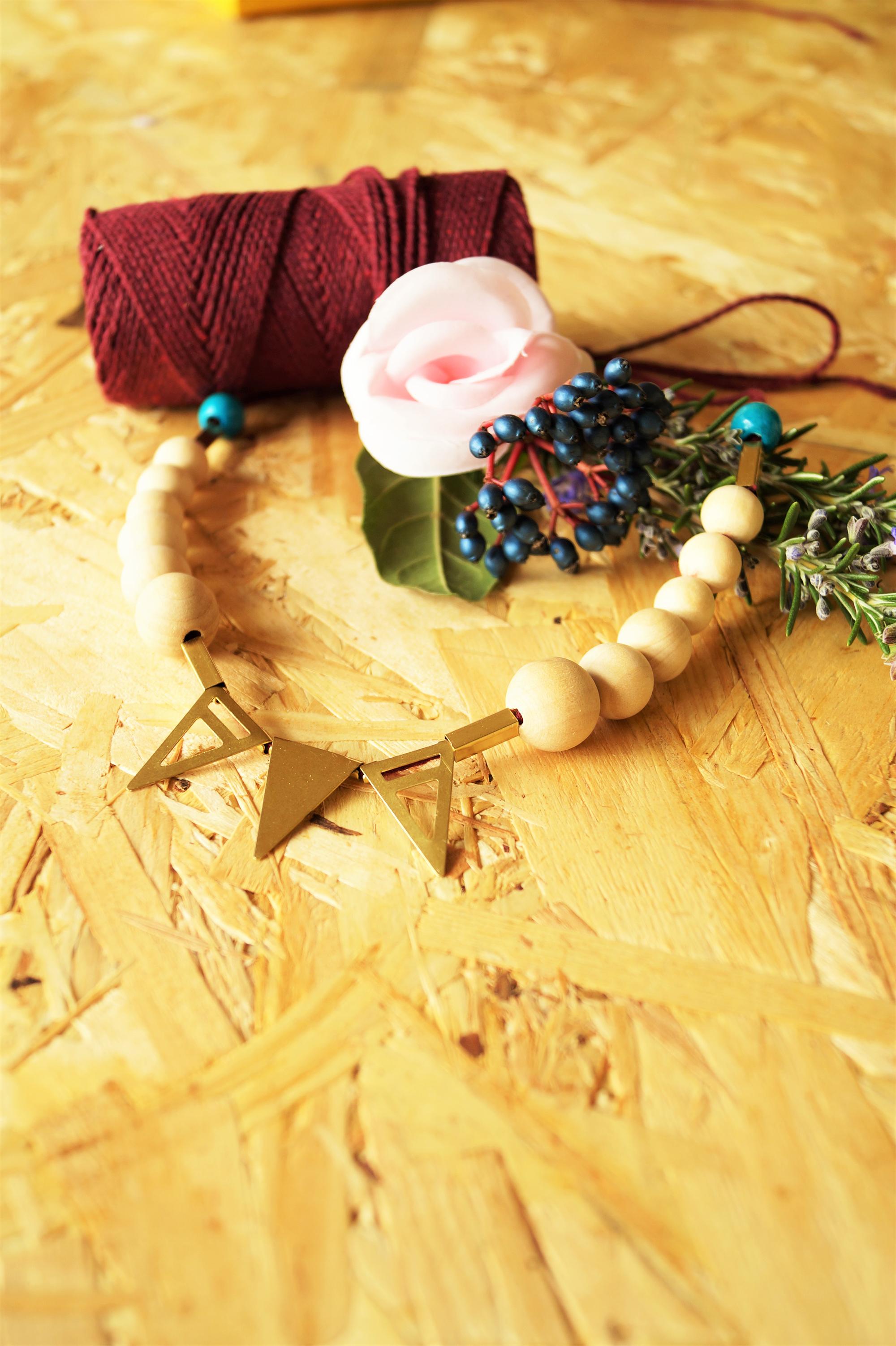 tuto diy bijoux ethniques sur le blog Jeanne s'amuse
