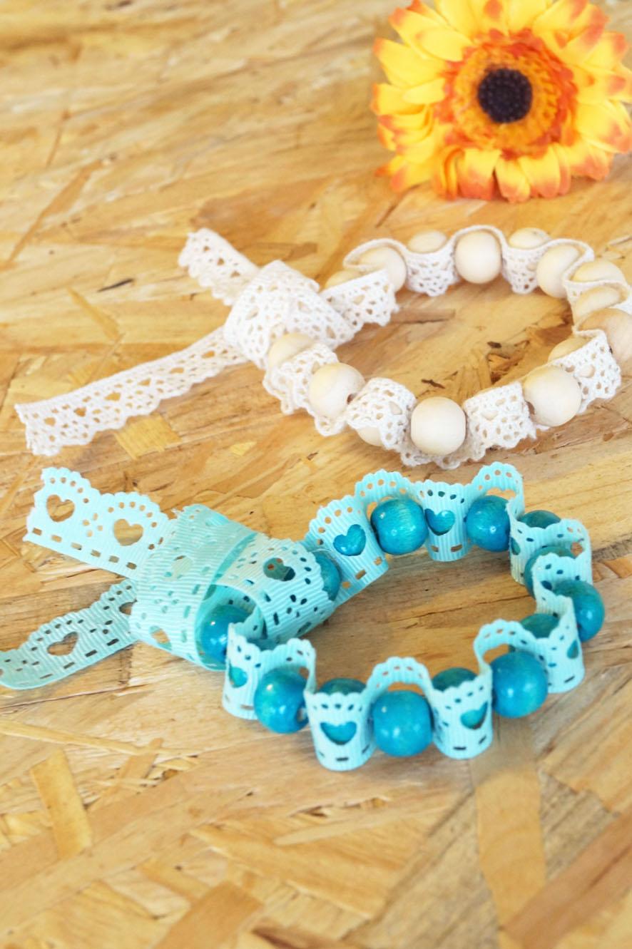 tuto fabriquer un bracelet bohème sur le blog Jeanne s'amuse