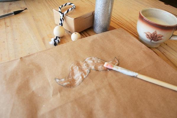tuto fabriquer cadeau fete des peres 2016 par Jeanne s'amuse