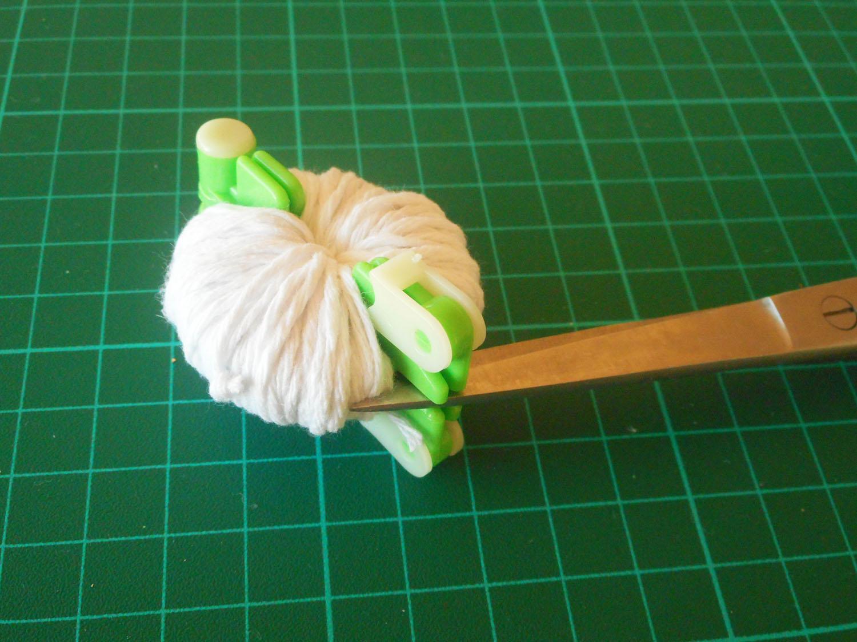 tuto décoration de noel avec de la baker twine - Jeanne s'amuse