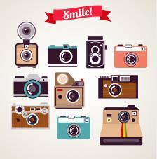icones appareil photo