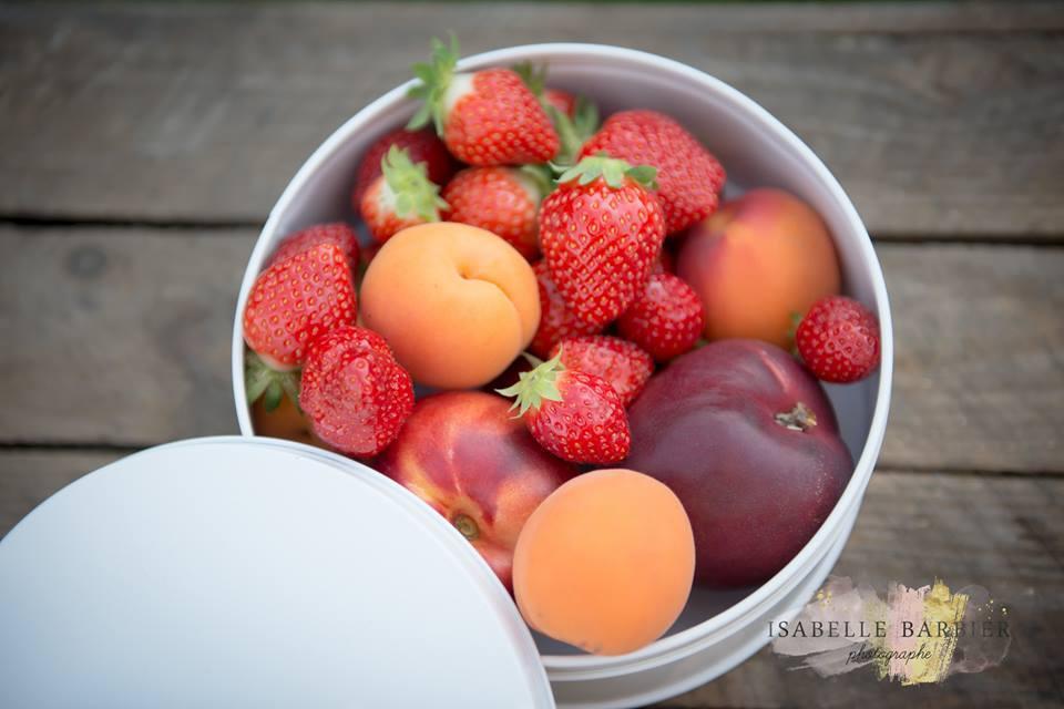 photo fruits par isabelle Barbier