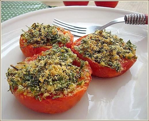 tomate à la provençales